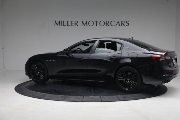 New 2021 Maserati Ghibli SQ4 for sale $92,894 at Pagani of Greenwich in Greenwich CT 06830 4
