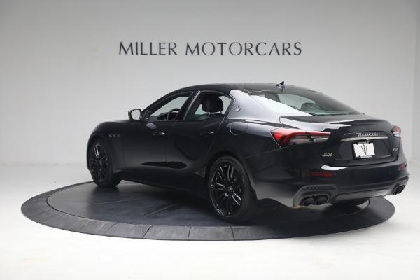 New 2021 Maserati Ghibli SQ4 for sale $92,894 at Pagani of Greenwich in Greenwich CT 06830 5