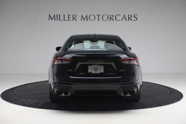New 2021 Maserati Ghibli SQ4 for sale $92,894 at Pagani of Greenwich in Greenwich CT 06830 6