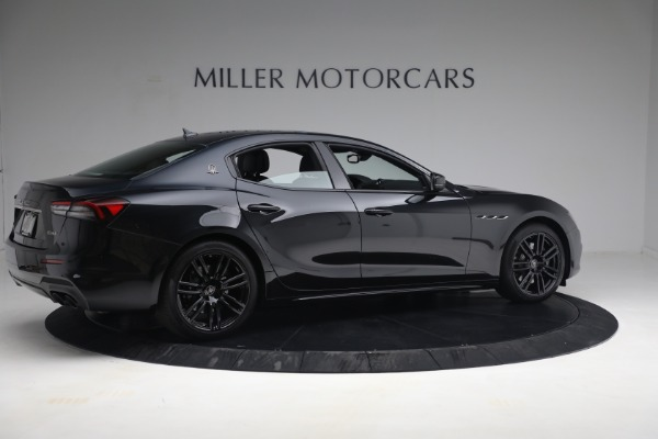 New 2021 Maserati Ghibli SQ4 for sale $92,894 at Pagani of Greenwich in Greenwich CT 06830 8