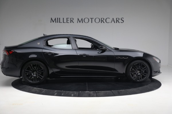 New 2021 Maserati Ghibli SQ4 for sale $92,894 at Pagani of Greenwich in Greenwich CT 06830 9