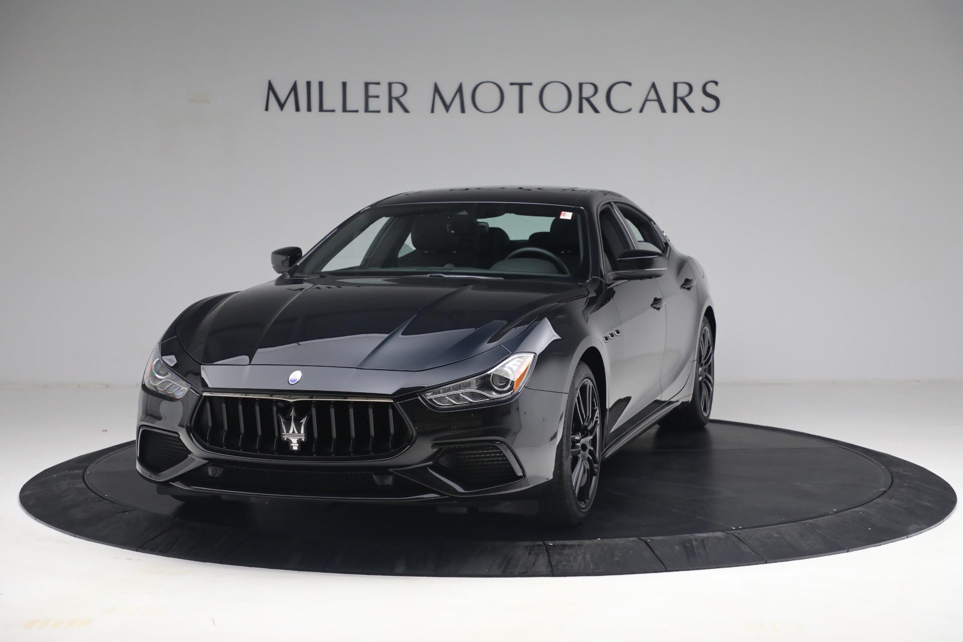 New 2021 Maserati Ghibli SQ4 for sale $92,894 at Pagani of Greenwich in Greenwich CT 06830 1