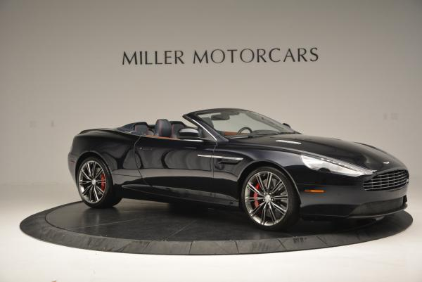 Used 2014 Aston Martin DB9 Volante for sale Sold at Pagani of Greenwich in Greenwich CT 06830 10