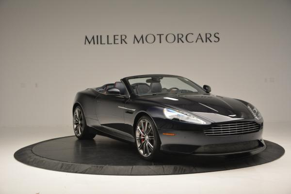 Used 2014 Aston Martin DB9 Volante for sale Sold at Pagani of Greenwich in Greenwich CT 06830 11