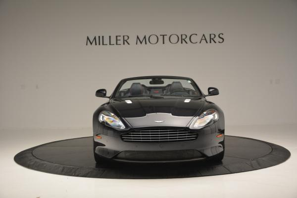 Used 2014 Aston Martin DB9 Volante for sale Sold at Pagani of Greenwich in Greenwich CT 06830 12