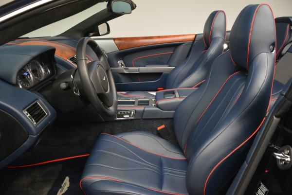 Used 2014 Aston Martin DB9 Volante for sale Sold at Pagani of Greenwich in Greenwich CT 06830 13