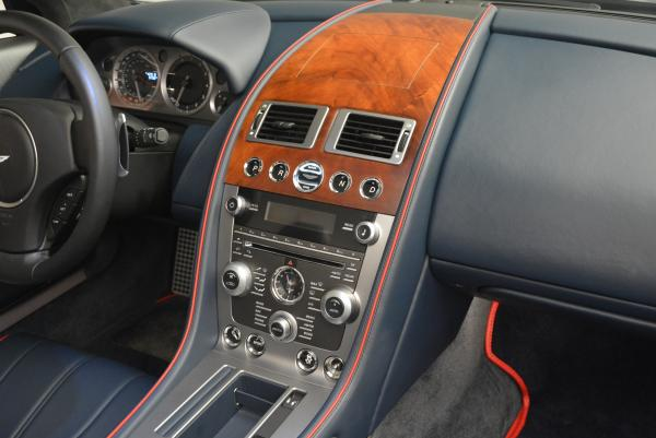 Used 2014 Aston Martin DB9 Volante for sale Sold at Pagani of Greenwich in Greenwich CT 06830 19