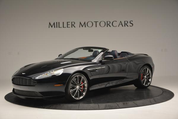 Used 2014 Aston Martin DB9 Volante for sale Sold at Pagani of Greenwich in Greenwich CT 06830 2