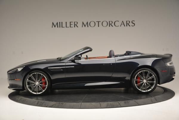 Used 2014 Aston Martin DB9 Volante for sale Sold at Pagani of Greenwich in Greenwich CT 06830 3