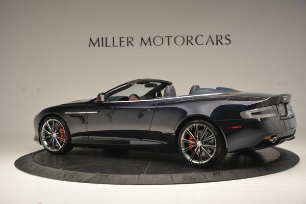 Used 2014 Aston Martin DB9 Volante for sale Sold at Pagani of Greenwich in Greenwich CT 06830 4