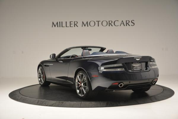 Used 2014 Aston Martin DB9 Volante for sale Sold at Pagani of Greenwich in Greenwich CT 06830 5