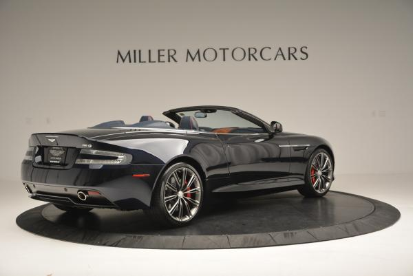 Used 2014 Aston Martin DB9 Volante for sale Sold at Pagani of Greenwich in Greenwich CT 06830 8