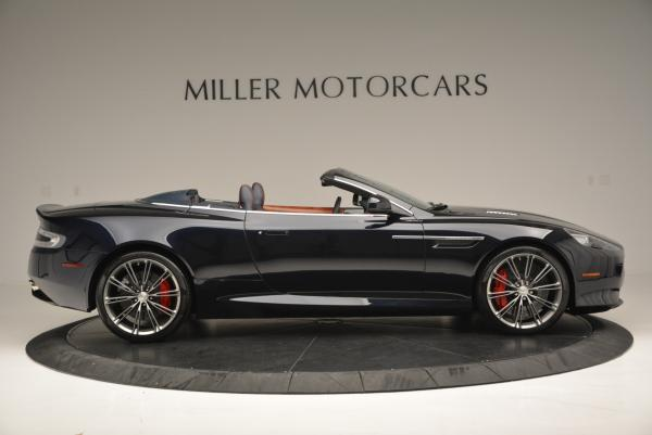 Used 2014 Aston Martin DB9 Volante for sale Sold at Pagani of Greenwich in Greenwich CT 06830 9