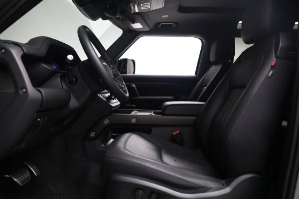 Used 2021 Land Rover Defender 90 X for sale $84,900 at Pagani of Greenwich in Greenwich CT 06830 11