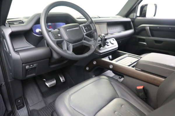Used 2021 Land Rover Defender 90 X for sale $84,900 at Pagani of Greenwich in Greenwich CT 06830 14