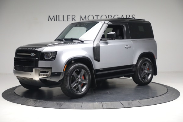Used 2021 Land Rover Defender 90 X for sale $84,900 at Pagani of Greenwich in Greenwich CT 06830 2