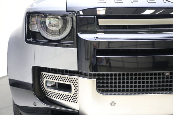 Used 2021 Land Rover Defender 90 X for sale $84,900 at Pagani of Greenwich in Greenwich CT 06830 24