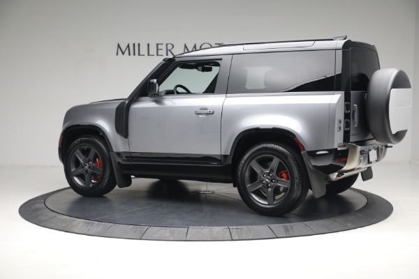 Used 2021 Land Rover Defender 90 X for sale $84,900 at Pagani of Greenwich in Greenwich CT 06830 4