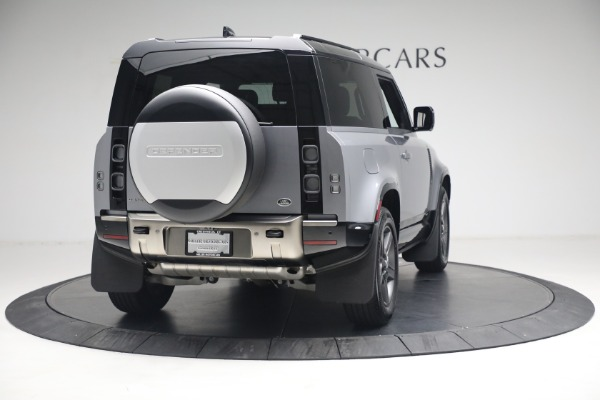 Used 2021 Land Rover Defender 90 X for sale $84,900 at Pagani of Greenwich in Greenwich CT 06830 5