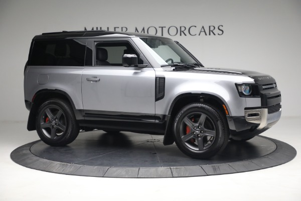 Used 2021 Land Rover Defender 90 X for sale $84,900 at Pagani of Greenwich in Greenwich CT 06830 7