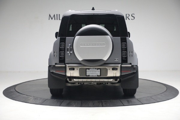 Used 2021 Land Rover Defender 90 X for sale $84,900 at Pagani of Greenwich in Greenwich CT 06830 9