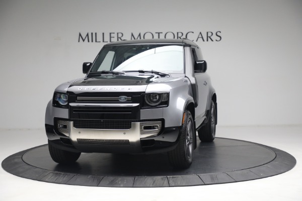 Used 2021 Land Rover Defender 90 X for sale $84,900 at Pagani of Greenwich in Greenwich CT 06830 1