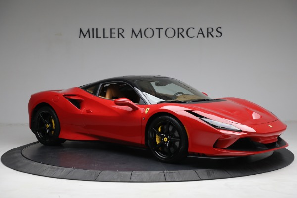 Used 2021 Ferrari F8 Tributo for sale Call for price at Pagani of Greenwich in Greenwich CT 06830 10