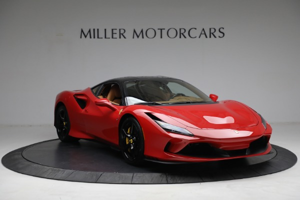 Used 2021 Ferrari F8 Tributo for sale Call for price at Pagani of Greenwich in Greenwich CT 06830 11
