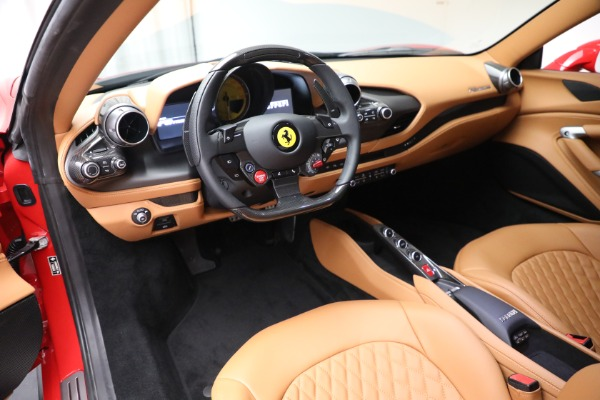 Used 2021 Ferrari F8 Tributo for sale Call for price at Pagani of Greenwich in Greenwich CT 06830 13