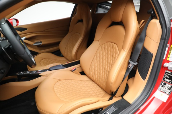 Used 2021 Ferrari F8 Tributo for sale Call for price at Pagani of Greenwich in Greenwich CT 06830 15