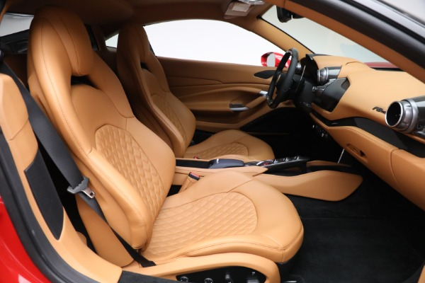 Used 2021 Ferrari F8 Tributo for sale Call for price at Pagani of Greenwich in Greenwich CT 06830 18