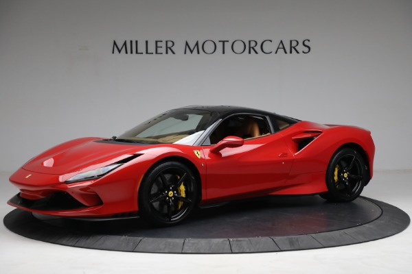 Used 2021 Ferrari F8 Tributo for sale Call for price at Pagani of Greenwich in Greenwich CT 06830 2