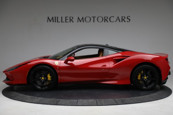 Used 2021 Ferrari F8 Tributo for sale Call for price at Pagani of Greenwich in Greenwich CT 06830 3