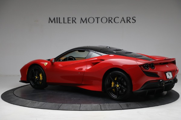 Used 2021 Ferrari F8 Tributo for sale Call for price at Pagani of Greenwich in Greenwich CT 06830 4