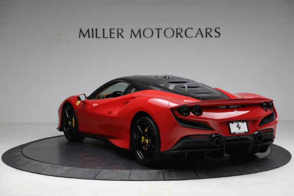 Used 2021 Ferrari F8 Tributo for sale Call for price at Pagani of Greenwich in Greenwich CT 06830 5