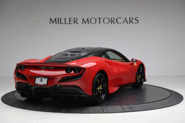 Used 2021 Ferrari F8 Tributo for sale Call for price at Pagani of Greenwich in Greenwich CT 06830 7