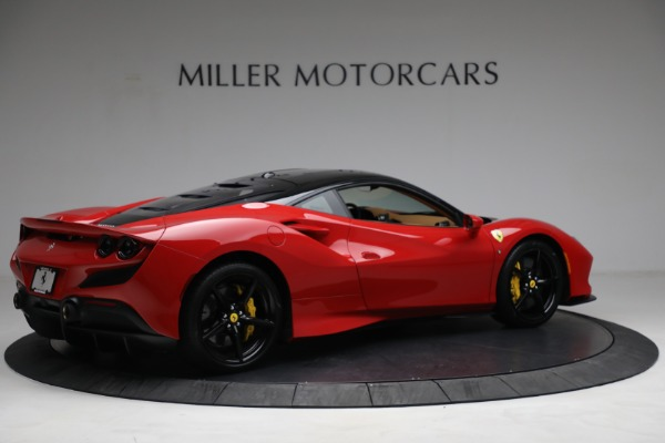 Used 2021 Ferrari F8 Tributo for sale Call for price at Pagani of Greenwich in Greenwich CT 06830 8