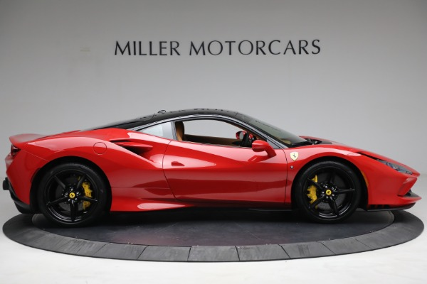 Used 2021 Ferrari F8 Tributo for sale Call for price at Pagani of Greenwich in Greenwich CT 06830 9