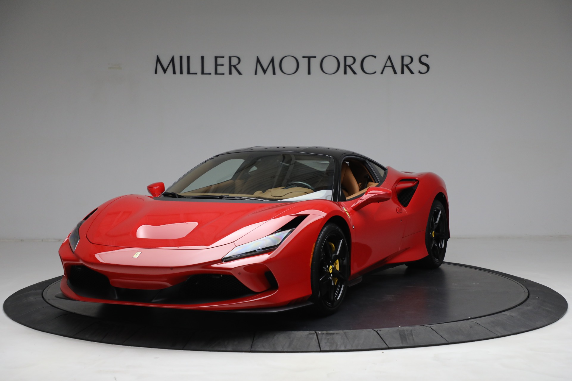 Used 2021 Ferrari F8 Tributo for sale Call for price at Pagani of Greenwich in Greenwich CT 06830 1