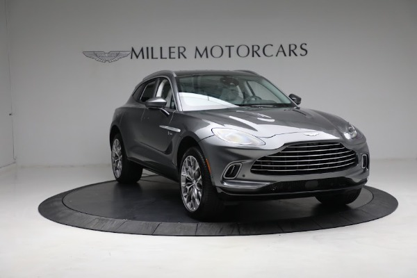 Used 2021 Aston Martin DBX for sale Sold at Pagani of Greenwich in Greenwich CT 06830 10