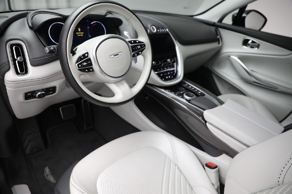Used 2021 Aston Martin DBX for sale Sold at Pagani of Greenwich in Greenwich CT 06830 13