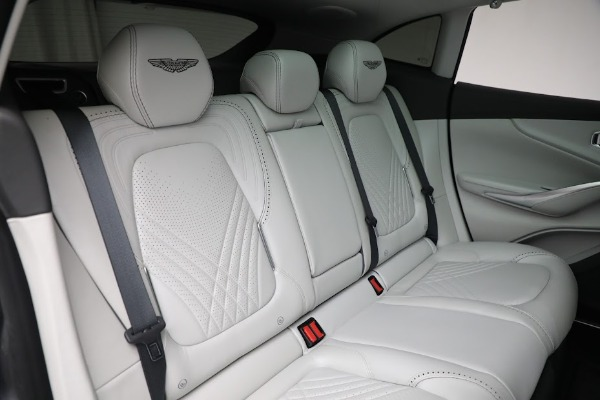 Used 2021 Aston Martin DBX for sale Sold at Pagani of Greenwich in Greenwich CT 06830 20