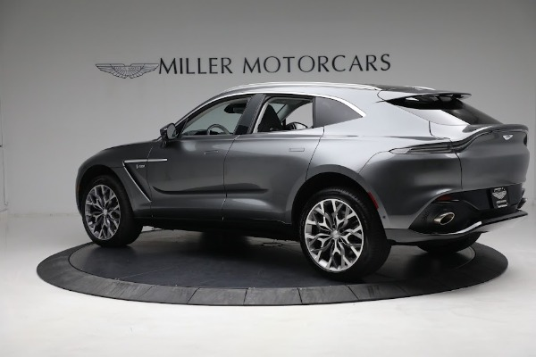 Used 2021 Aston Martin DBX for sale Sold at Pagani of Greenwich in Greenwich CT 06830 3