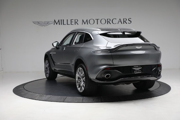 Used 2021 Aston Martin DBX for sale Sold at Pagani of Greenwich in Greenwich CT 06830 4