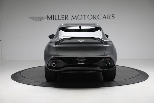 Used 2021 Aston Martin DBX for sale Sold at Pagani of Greenwich in Greenwich CT 06830 5