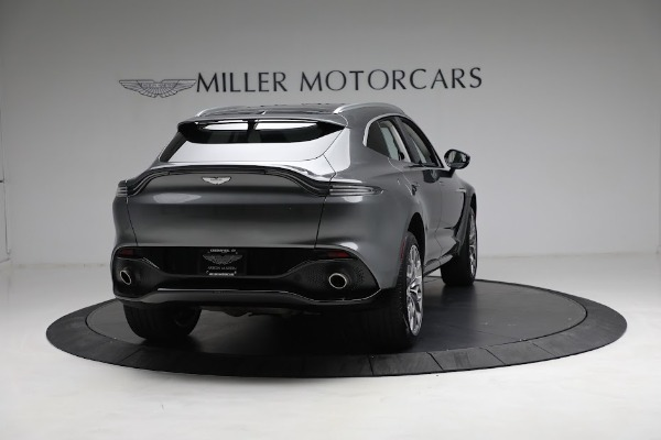 Used 2021 Aston Martin DBX for sale Sold at Pagani of Greenwich in Greenwich CT 06830 6