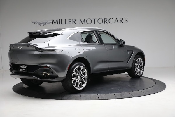 Used 2021 Aston Martin DBX for sale Sold at Pagani of Greenwich in Greenwich CT 06830 7