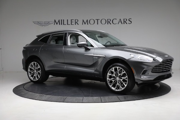 Used 2021 Aston Martin DBX for sale Sold at Pagani of Greenwich in Greenwich CT 06830 9