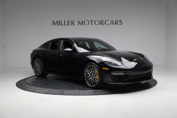 Used 2021 Porsche Panamera Turbo S for sale Call for price at Pagani of Greenwich in Greenwich CT 06830 10