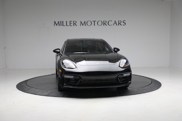 Used 2021 Porsche Panamera Turbo S for sale Call for price at Pagani of Greenwich in Greenwich CT 06830 11